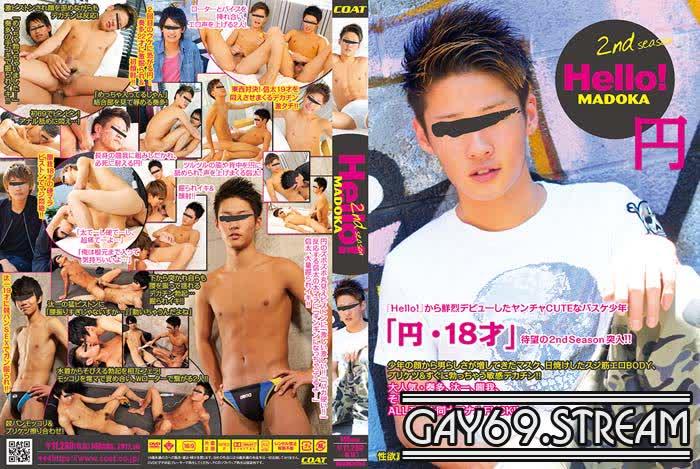【COAT1170】 Hello! MADOKA 円 2nd Season