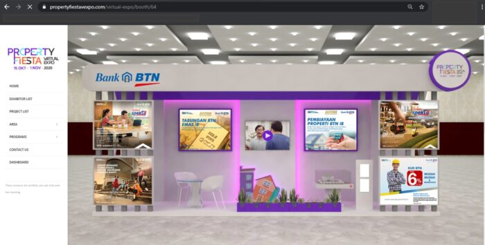 Property Fiesta Virtual Expo 2020 Virtual Expo Menjadi Alternatif Pembeliian Properti Https Gayakeren Id