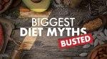 6 Mitos Penyebab Gagal Diet