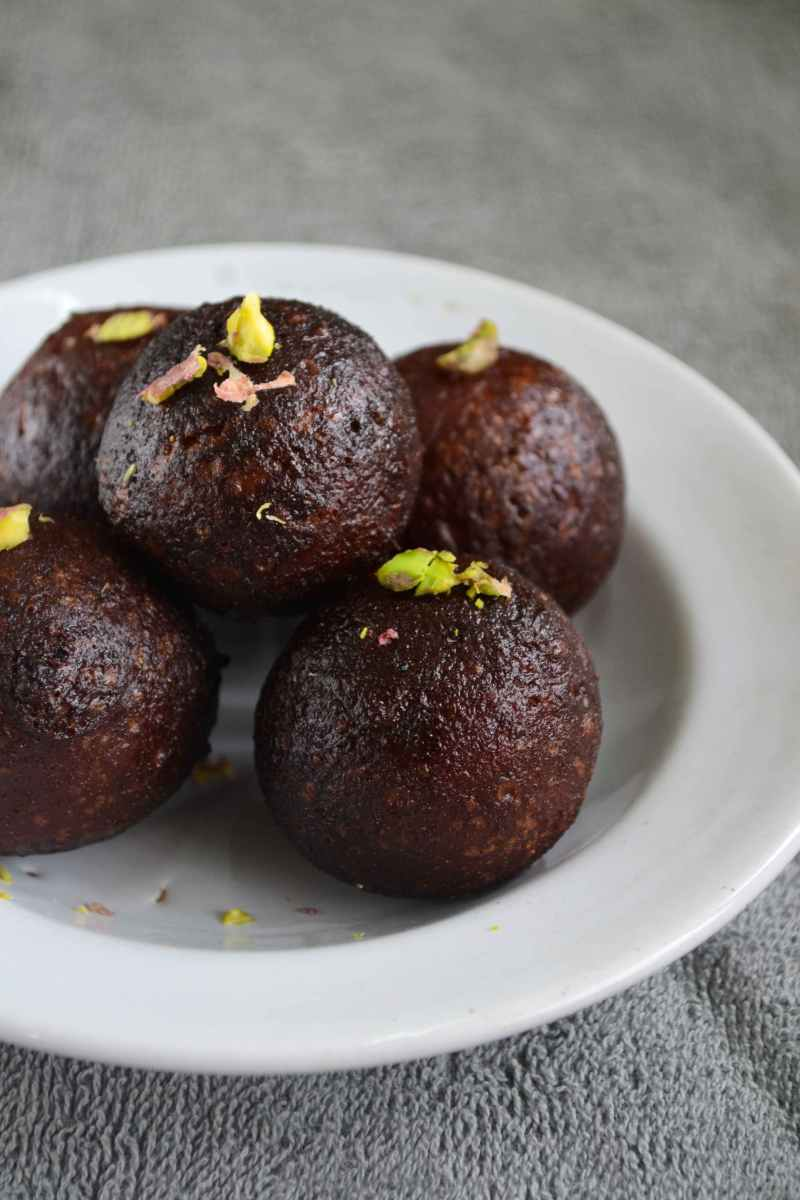 Kala Jamun Recipe Indian Milk Sweet Recipes Gayathri S