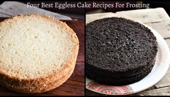Best Eggless Vanilla Cake Perfect To Use With Fresh Cream Oil Based Gayathri S Cook Spot