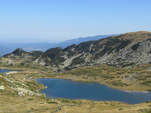 Екскурзия до Седемте рилски езера с Димитрина Спасова (Акаша), 24 – 26 юли 2015