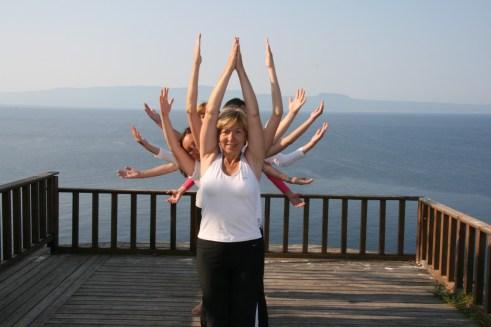 За йога