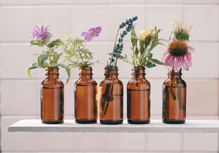 """Мини работилничка """"Грип и настинки – превенция и лечение с Австралийски цветни есенции"""""""
