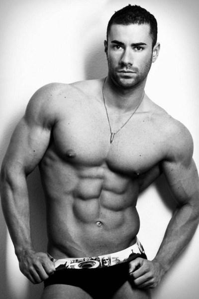 Alexandre Carneiro - Amazing Muscle Torso