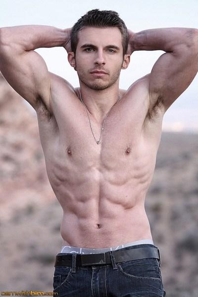 Muscle Jock Michael Fitt