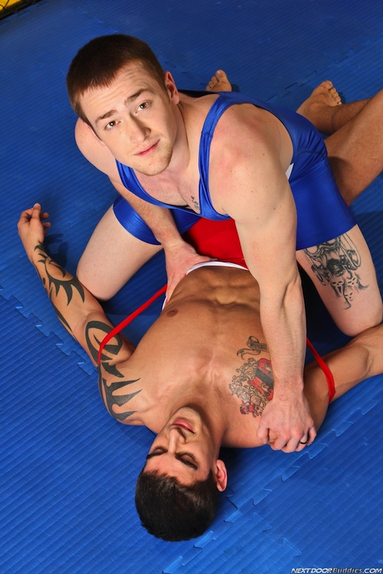 Gay Sex Wrestling Blog