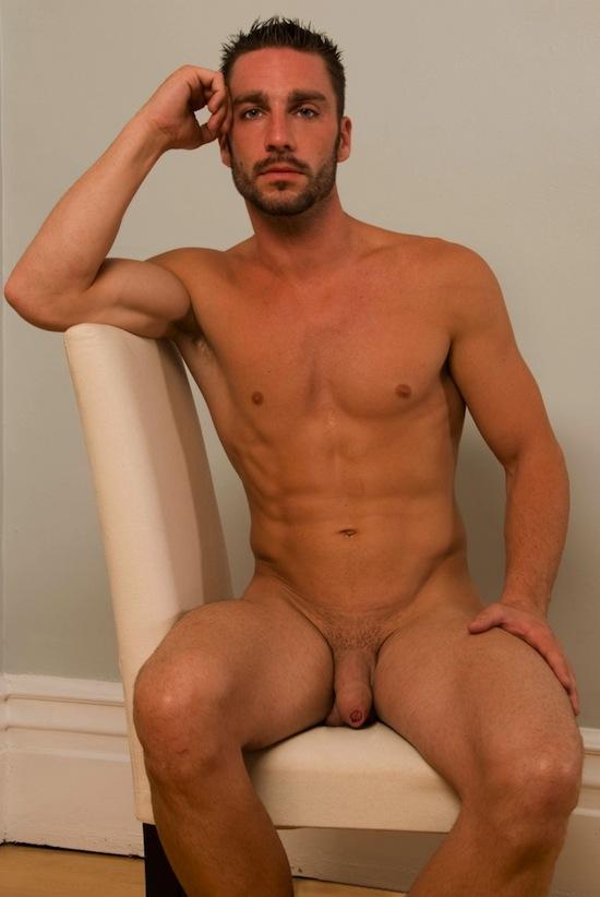 gay model nude