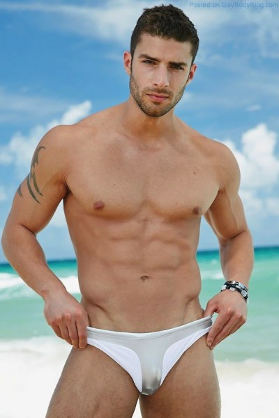 On The Beach With Adam A (1)