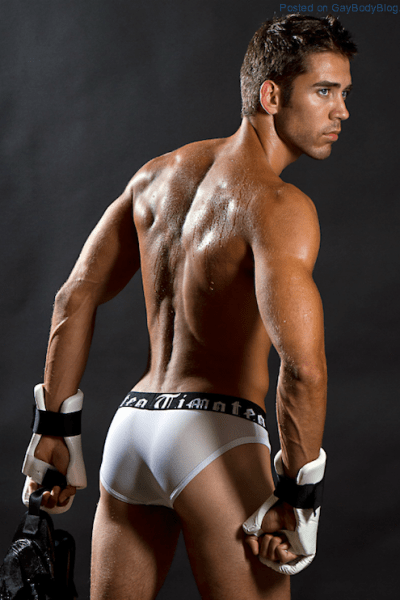 Gorgeous Men By Tom Cullis (1)