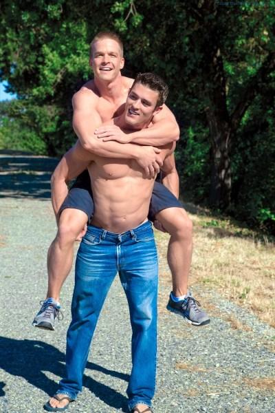 Hot Jock Sex With Ryan Rose And Liam Magnuson (1)