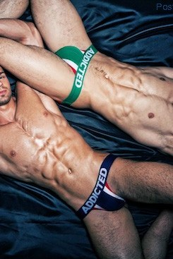 The Handome Muscled Kirill Dowidoff (9)