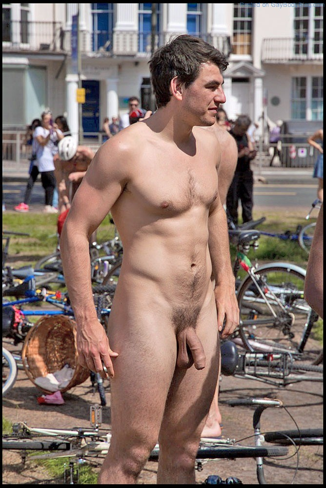 Hottest nude naked man