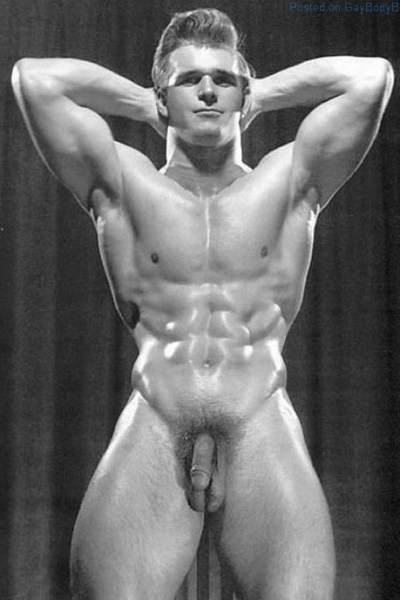 Vic Seipke naked