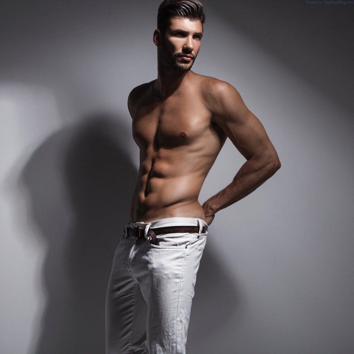 We Need More Gorgeous Ukrainian Men Like Artur Dainese Around Here