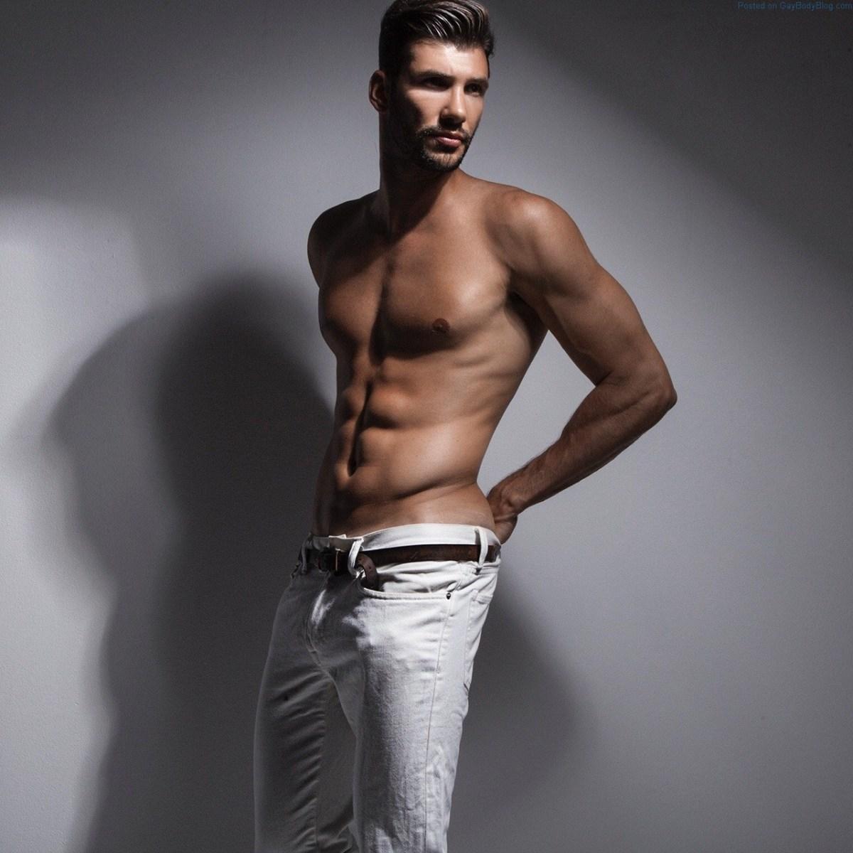 We Need More Gorgeous Ukrainian Men Like Artur Dainese Around Here