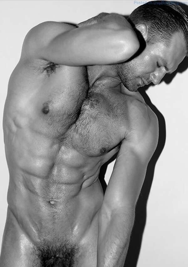 Hunk Nicholas Cunningham Has Got The Tease Down In A Shoot By Marco Ovando