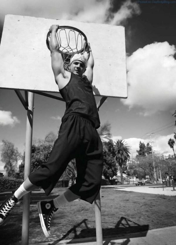 Jordan Torres by Doug Inglish