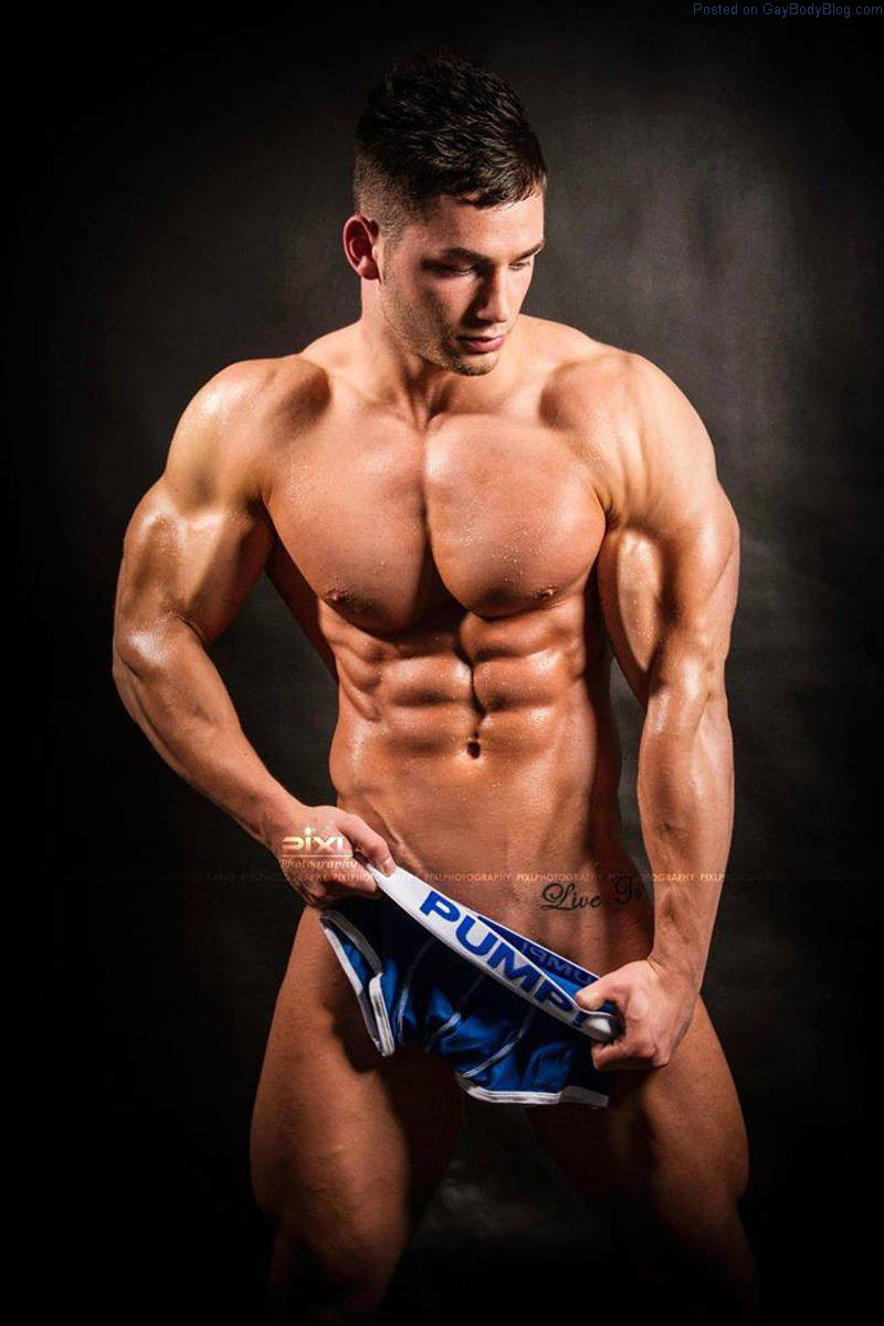 Gorgeous Fitness Model Nicolas Gomez Will Occupy My Dreams Tonight