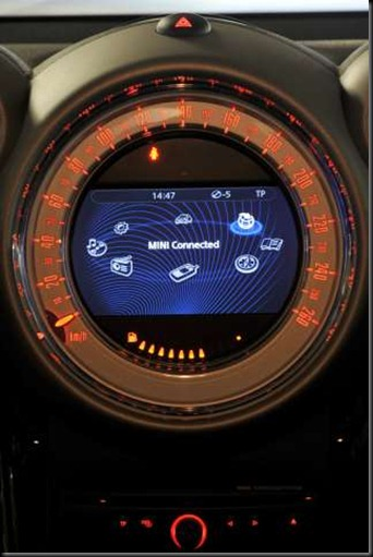 countryman nav screen