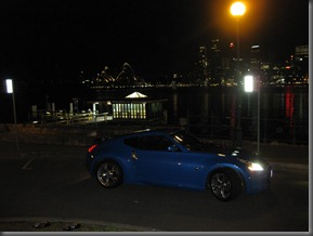 nissan 370 z night  (5)