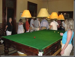 swifts billiard room