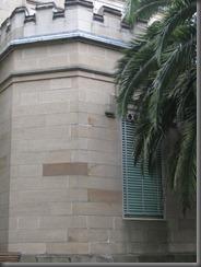 Swifts window detail. Note the venetian blind