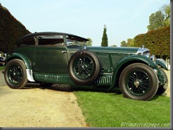 Bentley Speed Six Blue Train Special 2