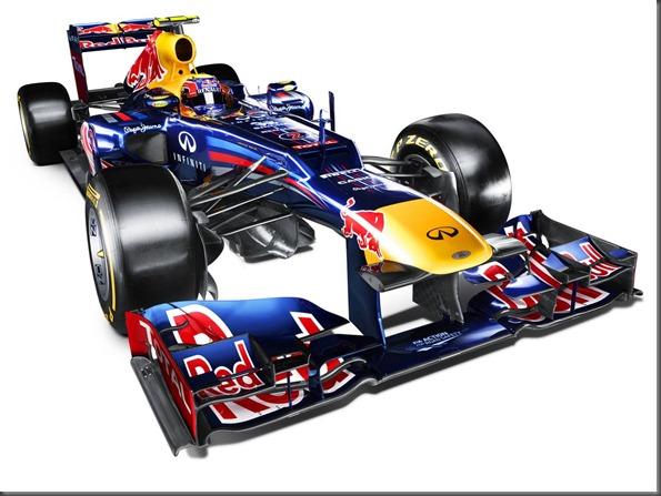 Red Bull Racing F 1 2012 b