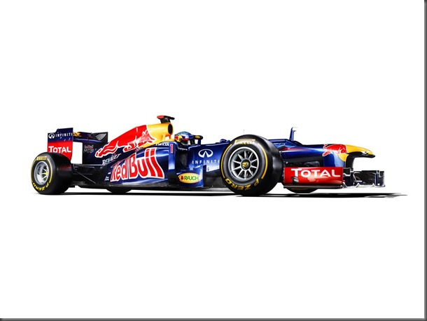 Red Bull Racing F 1 2012