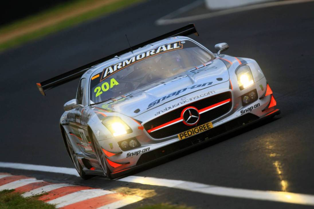 SLS AMG GT3 Bathurst