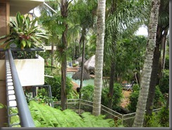 a view from our balcony breakfree noosa (2)