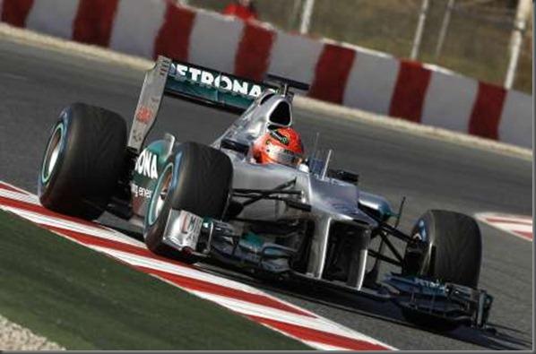 MERCEDES AMG Formula 1 team (1)
