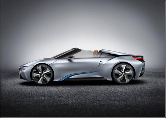 BMW i8 Spyder concept (6)