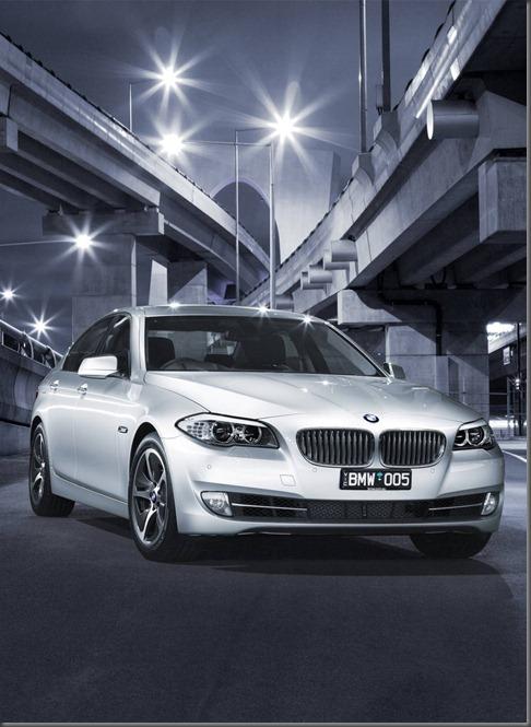 BMW Activehybrid 5 (5)