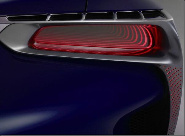 Lexus LF-Gh concept AIM 2013