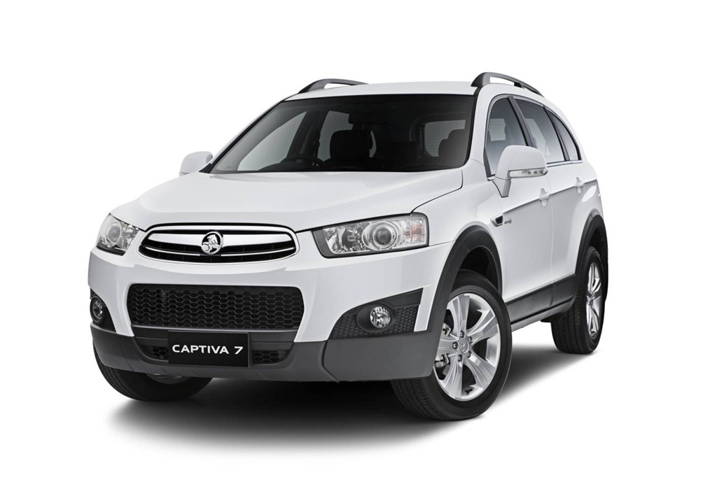 Captiva 7 Revisited Our Reasonably Priced Urban Suv Gay