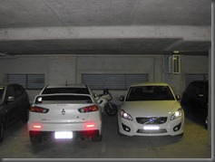 EVO X and Volvo C30 R design polestar (2)