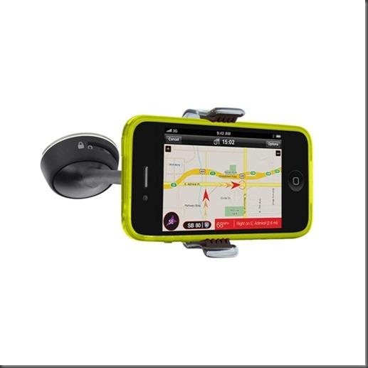 Belkin iphone windscreen mount