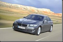 BMW 2012 5 series sedan (8)