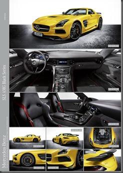 Mercedes Benz SLS AMG Black (1)