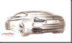 BMW 4 series coupe concept (3)