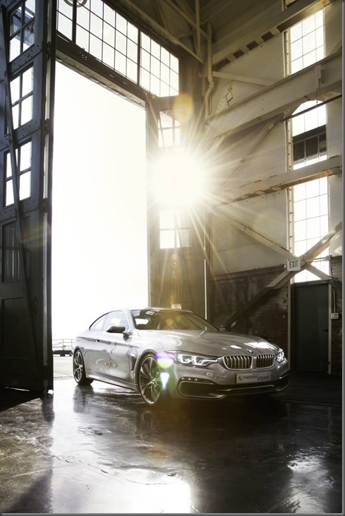 BMW 4 series coupe concept (9)