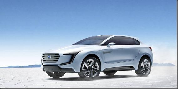 Subaru VIZIV Concept geneva motor show