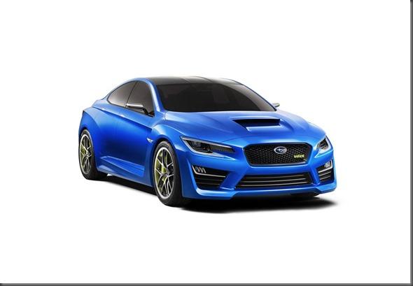 Subaru WRX concept (1)