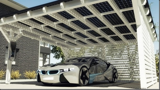 BMW i and SOLARWATT