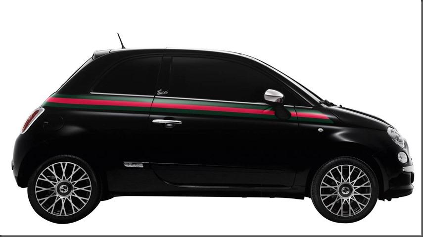 Fiat 500 by Gucci Cabrio (1)
