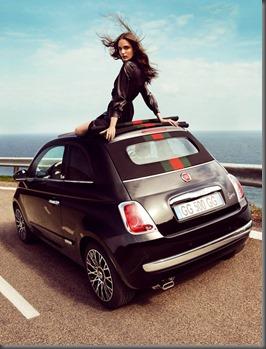 Fiat 500 by Gucci Cabrio (6)