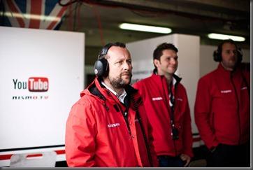 Darren Cox – Nissan Global Motorsport Director (2)