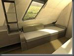 Opera Camper bed or sofa